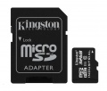 Kingston 32GB microSDHC UHS-I Class 10 Industrial Temp Card + SD Adapter