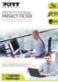 PORT CONNECT PRIVACY FILTER 2D - 21,5\'\', 16/9, černý