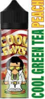 Příchuť Flavormonks Cool Elvis Shake and Vape 12ml Cool Green Tea Peach