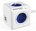 PowerCube Extended USB, Blue