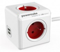 PowerCube Extended USB, Red