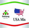 E - Liquid Dekang USA MIX 10ml - 11mg
