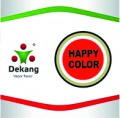 E - Liquid Dekang Happy color 10ml - 11mg
