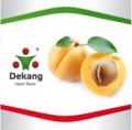 E - Liquid Dekang Apricot 10ml - 11mg (Meruňka)