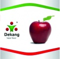 E - Liquid Dekang Apple 10ml - 3mg (jablko)