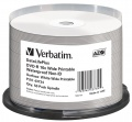 DVD-R Verbatim 4,7 GB 16x Wide Glossy Printable Waterproof 50-cake NON-ID