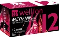 Jehly WELLION MEDFINE PLUS 31Gx12mm 100ks