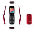 eSTAR S20 Single SIM gsm tel. Red